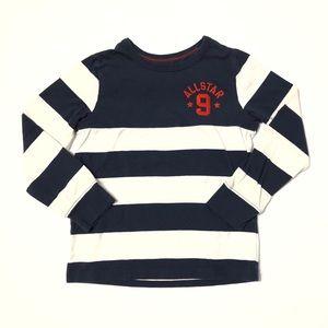 OSHKOSH B'GOSH Boy's Striped Long Sleeve Size 6